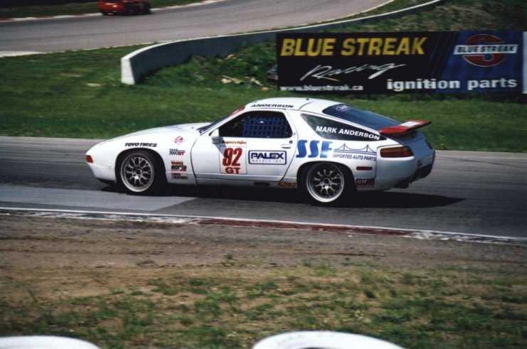 Mark Anderson - Stroked 1988 928 S4